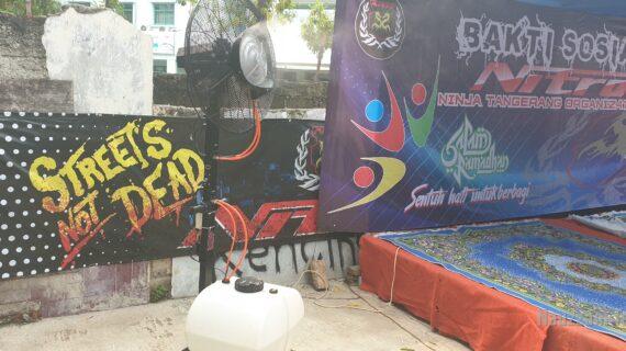 Sewa Misty fan Terbaik di Cisoka Tangerang 082298014775